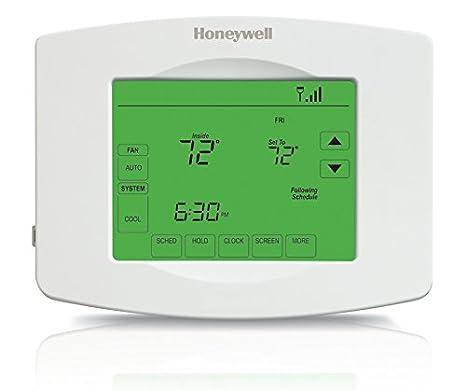 Honeywell th8321u1006 visionpro universal Termostato programable con programación Sillón: Amazon.es: Bricolaje y herramientas