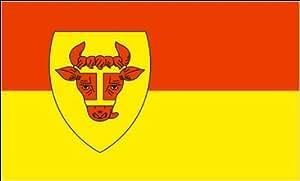 UB FahnenMax–Bandera Coesfeld 90cm x 150cm NUEVO.