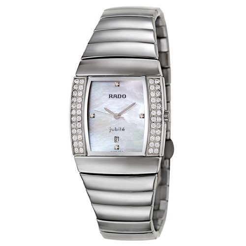844c87e023b Rado Sintra Super Jubile Mother of Pearl Dial Ladies Watch R13577902   Amazon.ca  Watches