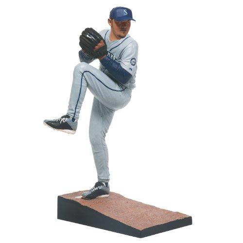 MLB Series 31 Felix Hernandez Figure