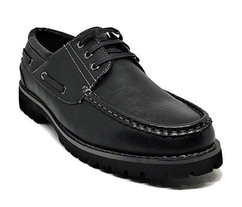 Nautico Caballero Zapato Zapato Caballero Negro Nautico FwTK8p