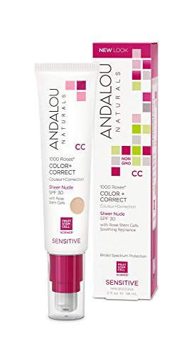 Andalou Naturals Moisturizing Color Correct product image