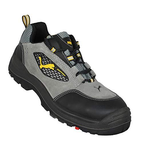 De Travail Chaussures Src S1 Sécurité Gris Plat Puma Randonnée 57COqEwxwn