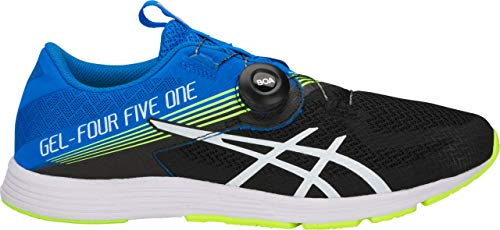 (ASICS GEL-451 Men's Running Shoe, Electric Blue/White, 10.5 D US)