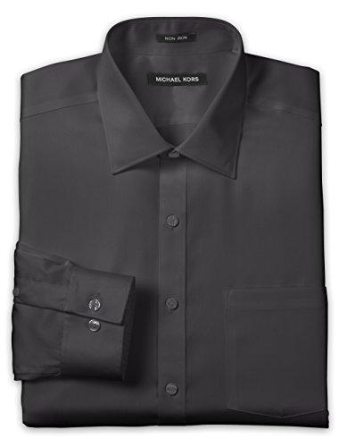 c807f5d60fe Michael Kors Solid Dress Shirt