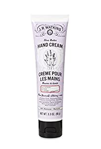 J.R. Watkins Hand Cream, Lavender, 3.3-Ounce Tube