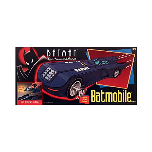 Batman the Animated Series Batmobile with Launching Pursuit