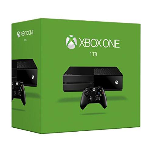 Amazon.co.jp 限定 Xbox One 1TB モデル (5C6-...