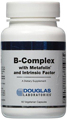 Douglas Labs B Complex Metafolin Vegetarian