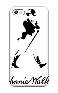 Iphone High Quality Tpu Case/ Johnnie Walker Logo Case Cover For Iphone 5/5s