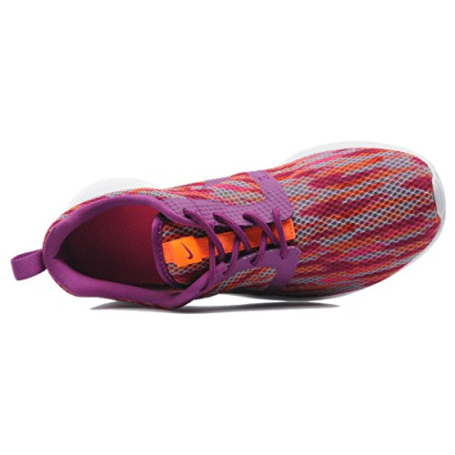 Nike Jr Rosherun Flight Weight Gs - Zapatillas Unisex Niños Violeta