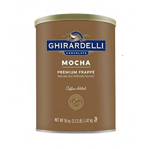 Ghirardelli Mocha Frappe 3 12 Pound