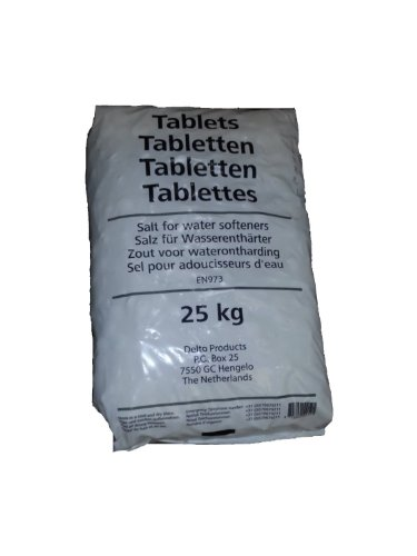Regenit® Salztabletten - zur Regenerierung von Wasserenthärtungsanlagen - 25 kg - 1 Sack