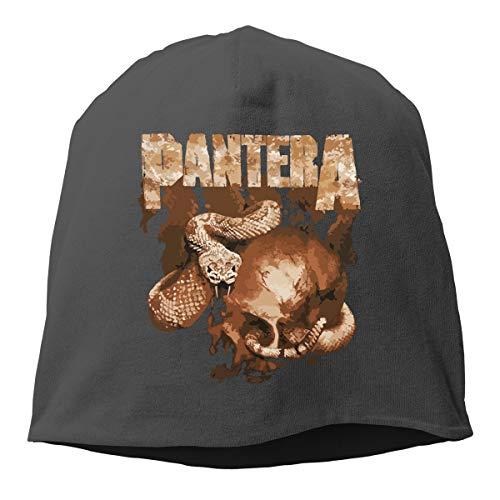 - LixuA Beanie Pantera Rattler Skull Men Women Warm Comfortable Cotton Skull Knitted Hat Knit Caps