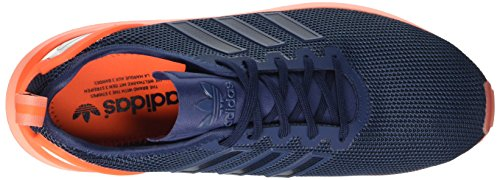 solar Adv Orangemini Orange Scarpe Blue mini Adidaszx Uomo Blu mini Blue Flux Running 1q7nvw6T