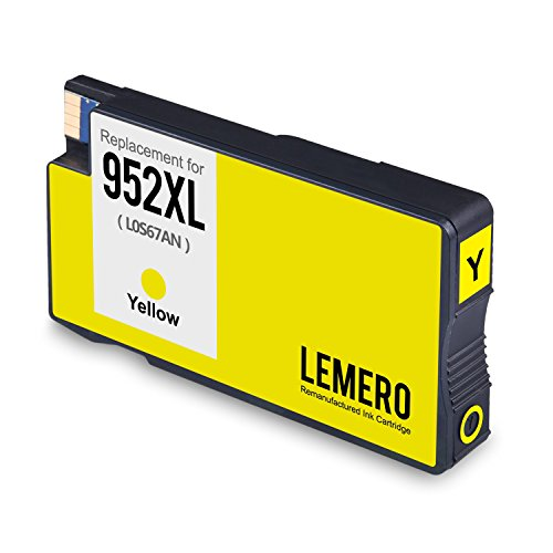 Lemero Replacement for 952XL Remanufactured Ink Cartridge ( 1 Set + 1 Black ) Compatible with Officejet pro 8210 8710 8715 8720 8725 8730 8740 series printer Photo #4