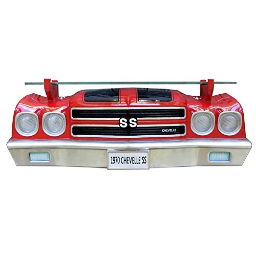- Sunbelt Gifts - Front End Wall Shelf - GM 1970 Chevy Chevelle SS