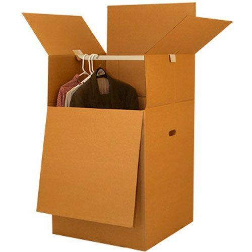 Cheap Cheap Moving Boxes - Wardrobe Moving Box (202034-1)