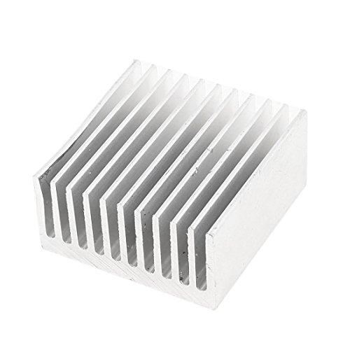 uxcell-silver-tone-aluminum-cooler-radiator-heat-sink-heatsink-40mm-x-40mm-x-20mm