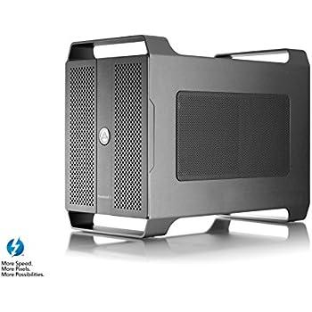Amazon com: eGPU Blackmagic Radeon Pro 580: Computers