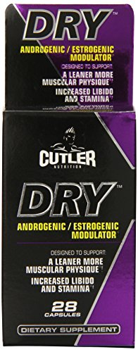 Cutler Nutrition Dry Androgenic/Estrogenic Modulator, 28-Count