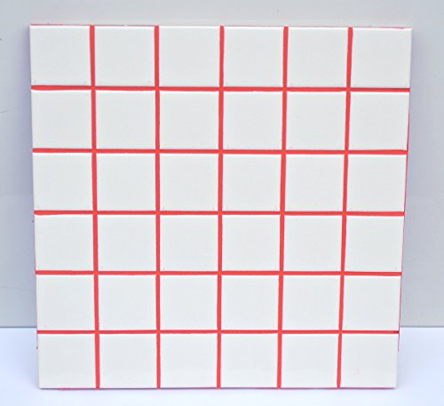 Ragin' Red Unsanded Tile Grout - 5 lbs - with Red Pigment...