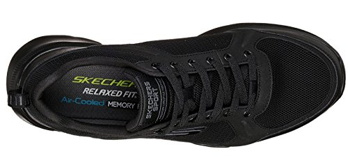 Advantage Nvgy Skechers 0 3 Noir Flex HIITnq84