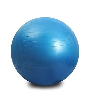 GOGO Anti-burst Yoga Ball Wholesale (75cm, Blue Color, Pump for choose) - 75cm Ball + Pump
