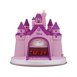 Disney Princess Storytelling Alarm Clock Radio