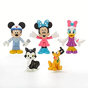 Fisher-Price Disney Junior Minnie, Happy Helpers Racing Pals,Multicolor