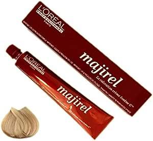 LOréal - Tinte para el cabello Majirel 9,07 Rubio Claro Natural Frío – HT