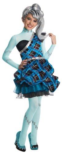 880991 Deluxe Frankie Stein Sweetie (Monster High Sweet 1600 Costume)