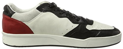 CRIME London Mcnroe Sport, Zapatillas para Hombre Multicolor (Weiß)
