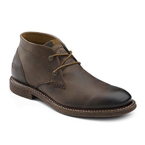 G.H. Bass & Co.. Men's Bennett Chukka Boot, Brown, 9 M US