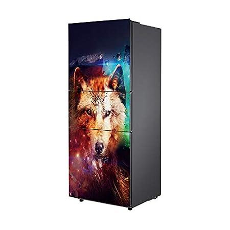Vakiko Personalizado Pegatina Puerta Refrigerador Cubierta de ...