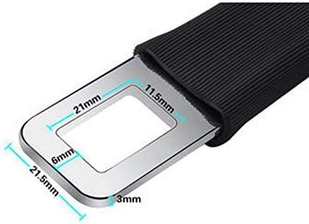 カーシートベルト35 cm子供用チャイルドシート妊娠中の女性年配の脂肪を安全に守る2つのポイント:車用シートベルトバックルホルダー - シート