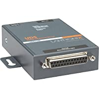 Lantronix Device Networking Ud1100002-01 Device Server 1prt 10/100 Rs232/422/485