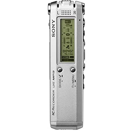 driver sony ic recorder icd-p630f