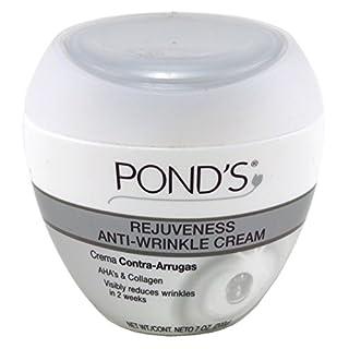 Ponds Rejuveness Anti-Wrinkle Cream 7oz (6 Pack)