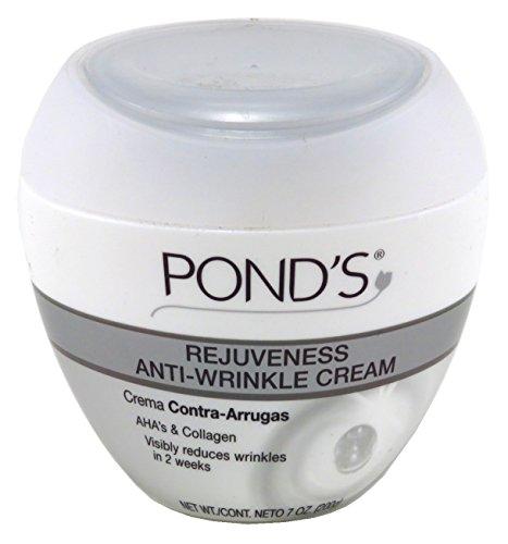 Ponds Rejuveness Anti-Wrinkle Cream 7oz (6 Pack) For Sale