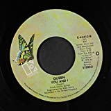 long away / you and i 45 rpm single