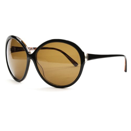 Blinde Eyewear Womens Sunglasses Way Hot Black Brown Zebra Striped / Brown - Zebra Sunglasses Striped