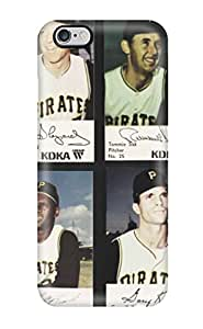 High-end Case Cover Protector For Iphone 6 Plus(pittsburgh Pirates )