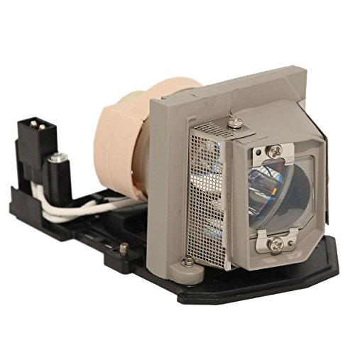 6183 Projector Lamp - Kingoo Excellent Projector Lamp For DELL 1410X 725-10196 330-6183 3TVHC Replacement projector Lamp Bulb with Housing