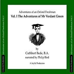 The Adventures of Mr Verdant Green, Volume I