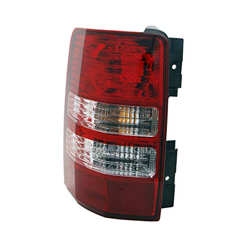 - Replacement Tail Light Lamp Driver Left Side LH Hand 55157347AC Jeep Liberty Fits Jeep Liberty