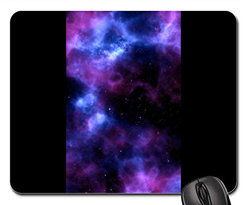 (Mouse Pads - Nebula Galaxy Background Wallpaper Mobile)