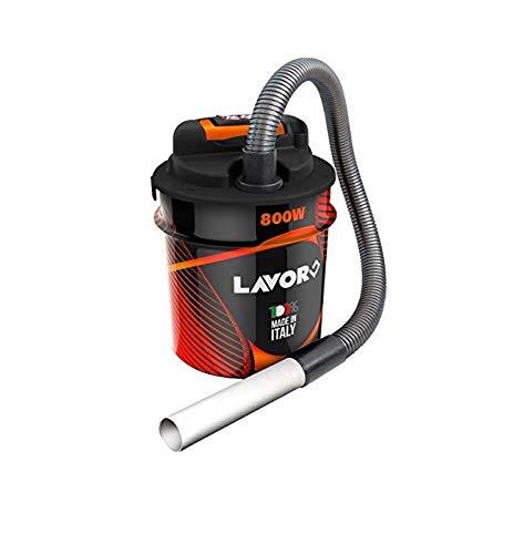 Lavor - Ashley 1.2 - Aspirador de cenizas para estufas de pellets, 800 W, 14 litros -: Amazon.es: Hogar