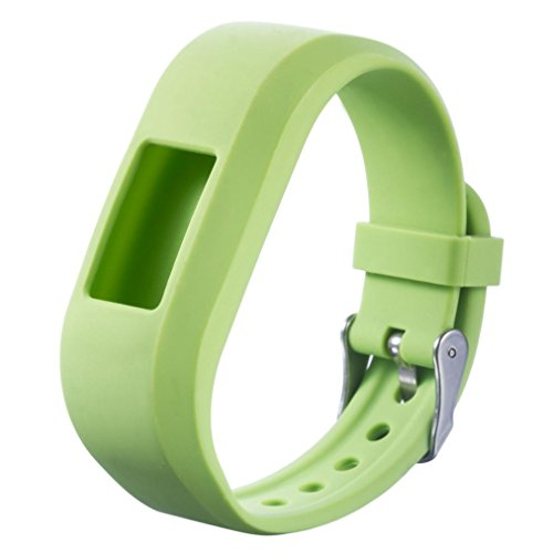 Replacement Wrist Band, Leewa Sports Silicone Watch Band For Garmin VivoFit Jr Junior - Junior Replacement