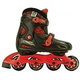 Kryptonics Loyal OPP Boys Adjustable Inline Skates